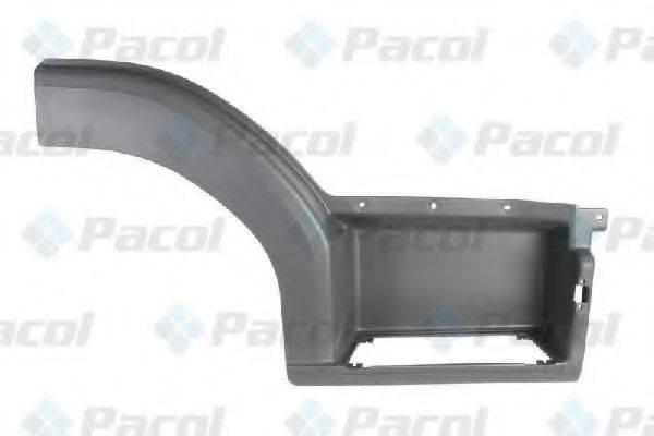 Подножка PACOL MER-SP-010R