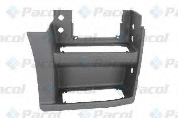 Подножка PACOL MER-SP-013R