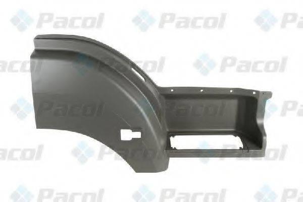 Подножка PACOL MER-SP-017R