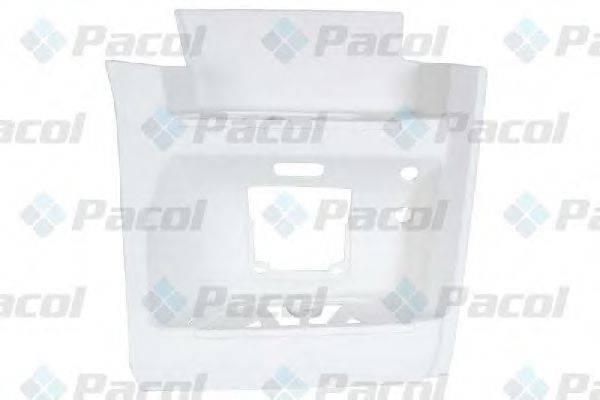 Подножка PACOL MER-SP-019R