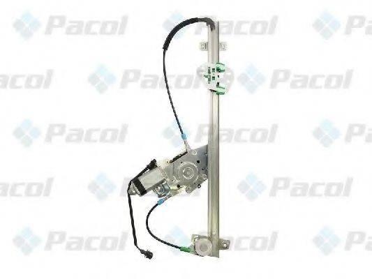 Подъемное устройство для окон PACOL MER-WR-013