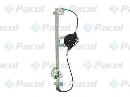 Подъемное устройство для окон PACOL MER-WR-016