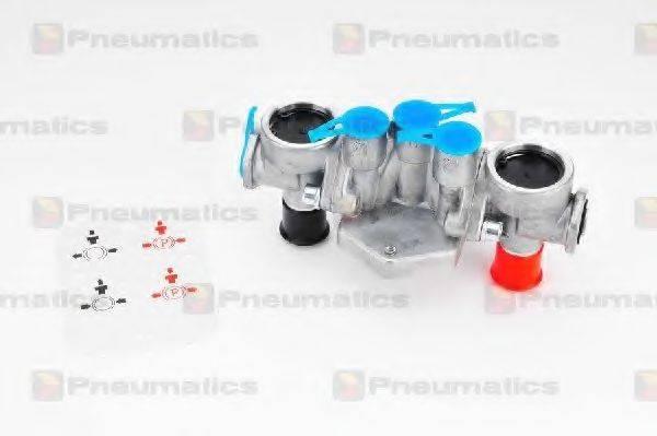 Клапан аварийного растормаживания PNEUMATICS PN-10021