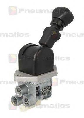 Тормозной клапан, стояночный тормоз PNEUMATICS PN-10187