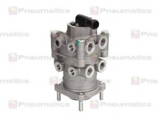 Тормозной клапан, стояночный тормоз PNEUMATICS PN-10215
