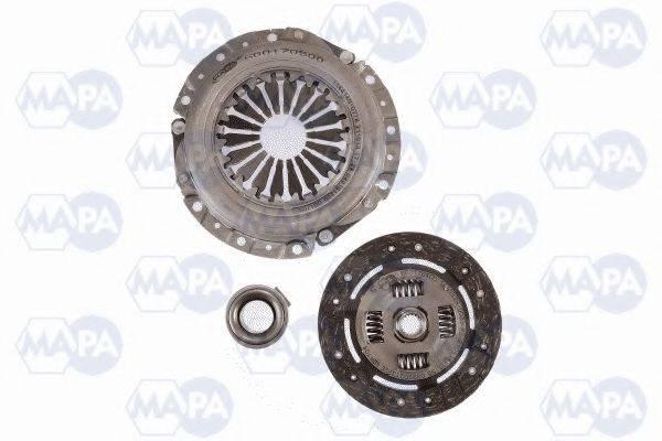 Комплект сцепления MAPA 000170800