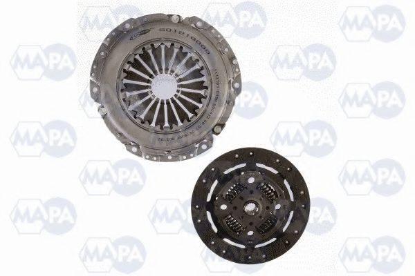 Комплект сцепления MAPA 000210809