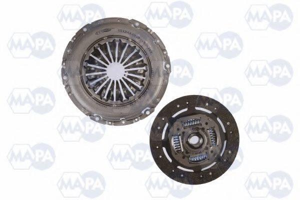 Комплект сцепления MAPA 000235509