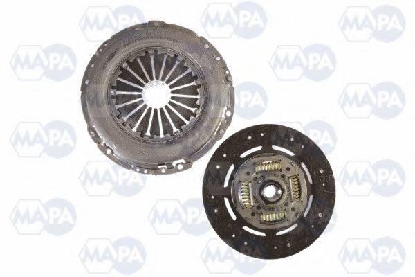 Комплект сцепления MAPA 000255209