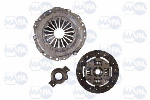 Комплект сцепления MAPA 001180600