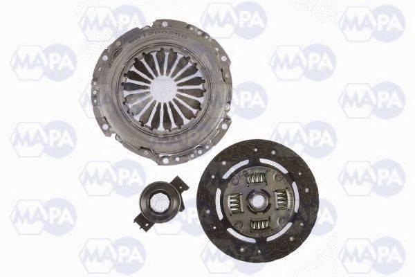 Комплект сцепления MAPA 001200300