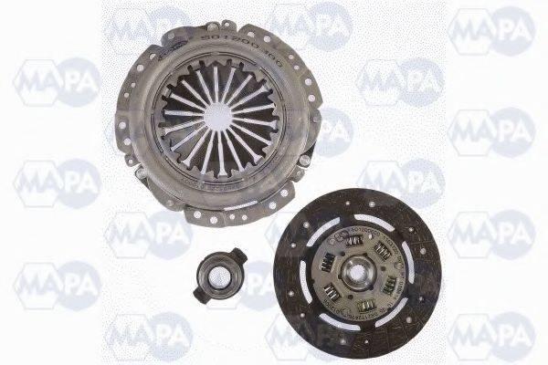 Комплект сцепления MAPA 001200900