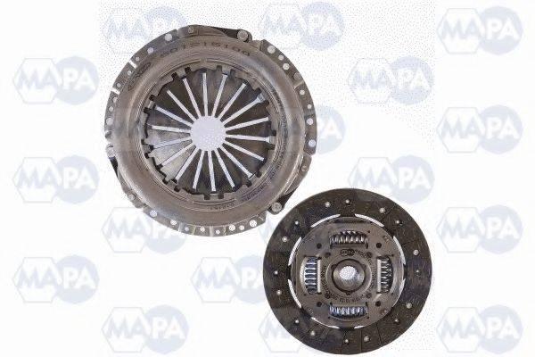 Комплект сцепления MAPA 001215309