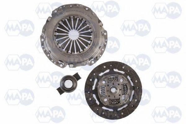 Комплект сцепления MAPA 001220900