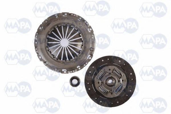 Комплект сцепления MAPA 001228200