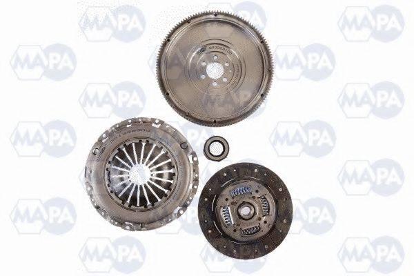 Комплект сцепления MAPA 001228620
