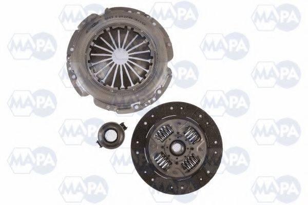 Комплект сцепления MAPA 001228700