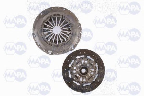 Комплект сцепления MAPA 001240209