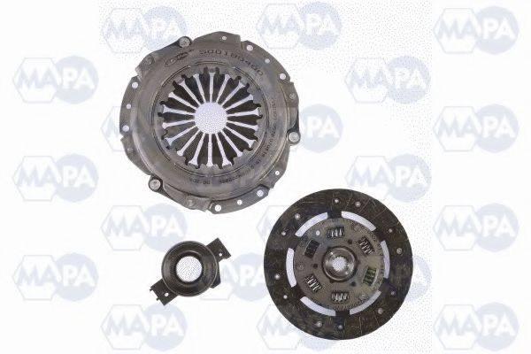 Комплект сцепления MAPA 002180400