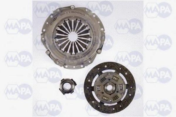 Комплект сцепления MAPA 002180800