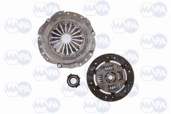 Комплект сцепления MAPA 002180900