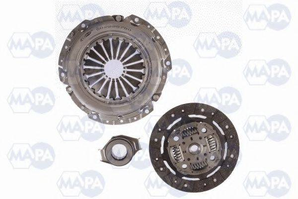 Комплект сцепления MAPA 002210500