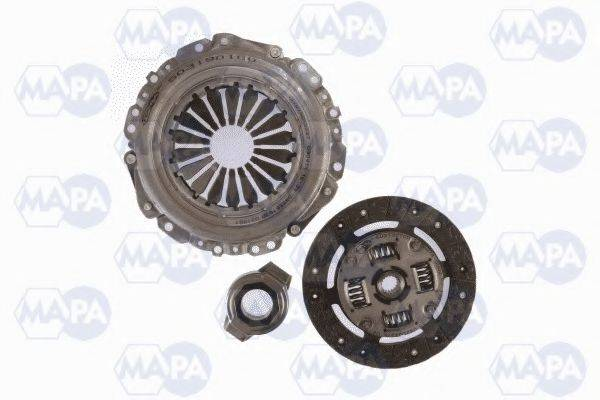 Комплект сцепления MAPA 003190900