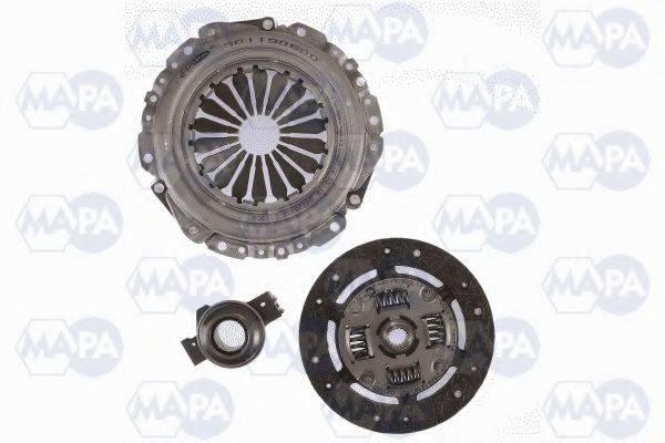 Комплект сцепления MAPA 004190800