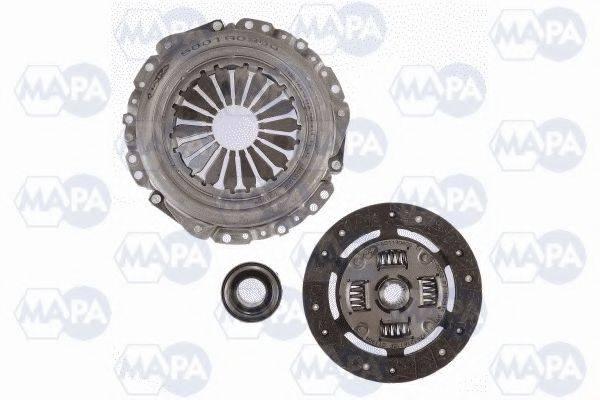 Комплект сцепления MAPA 004190900