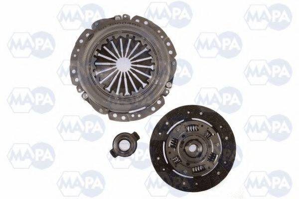 Комплект сцепления MAPA 004200400