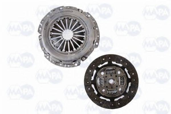 Комплект сцепления MAPA 004220609