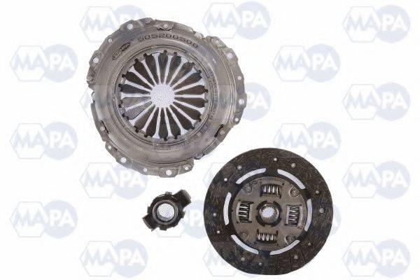 Комплект сцепления MAPA 005200600