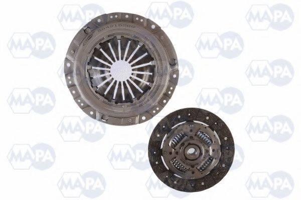 Комплект сцепления MAPA 005215109