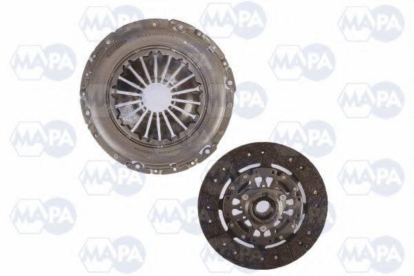 Комплект сцепления MAPA 005240509