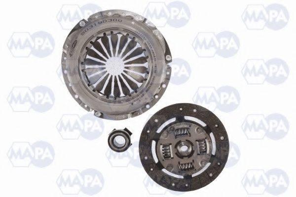 Комплект сцепления MAPA 006190500