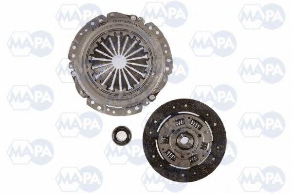 Комплект сцепления MAPA 006200500