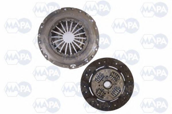 Комплект сцепления MAPA 007240509