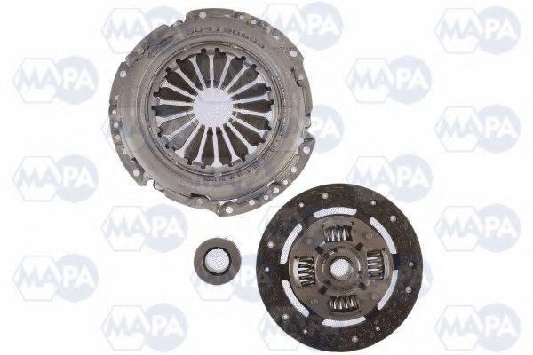 Комплект сцепления MAPA 008190000