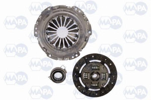 Комплект сцепления MAPA 009190400