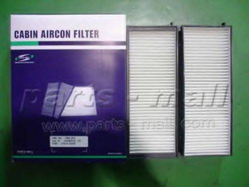 Фильтр, воздух во внутренном пространстве PARTS-MALL PMA-021