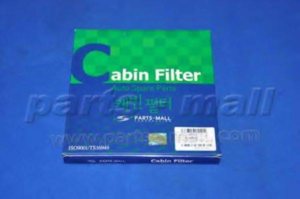 Фильтр, воздух во внутренном пространстве PARTS-MALL PMA-C20