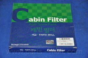 Фильтр, воздух во внутренном пространстве PARTS-MALL PMB-C14