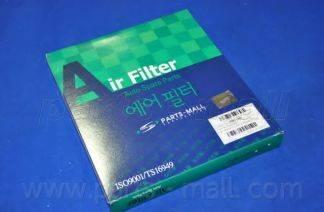 Фильтр, воздух во внутренном пространстве PARTS-MALL PMC-003