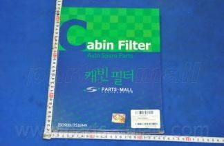 Фильтр, воздух во внутренном пространстве PARTS-MALL PMD-004