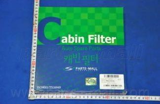 Фильтр, воздух во внутренном пространстве PARTS-MALL PMD-005