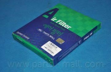Фильтр, воздух во внутренном пространстве PARTS-MALL PMF-003