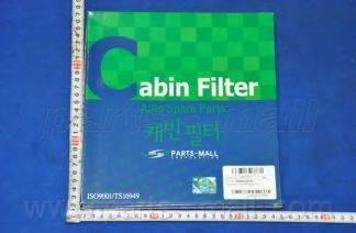Фильтр, воздух во внутренном пространстве PARTS-MALL PMF-018