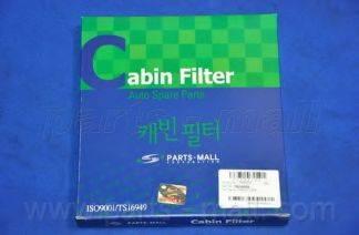 Фильтр, воздух во внутренном пространстве PARTS-MALL PMG-016