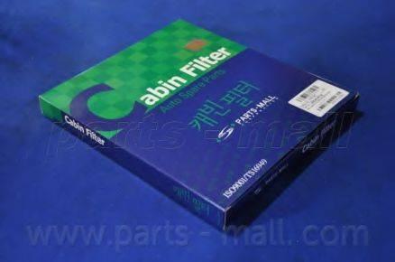 Фильтр, воздух во внутренном пространстве PARTS-MALL PMH-026