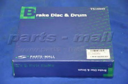 Тормозной диск PARTS-MALL PRF-025